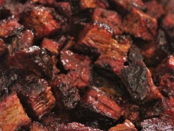 BBQ Brisket Burnt Ends (Kansas City Style)